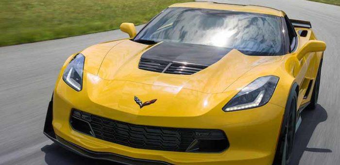 รถ Corvette Z06 Supercar กับความลงตัวที่หาไม่ได้