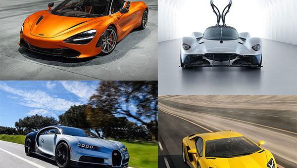 Super Car ที่เร็วที่สุดในปัจจุบันนี้คืออะไร