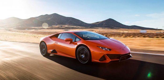 Lamborghini Huracan 2020 รุ่นใหม่โดนใจนักชิ่ง