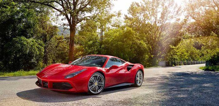 รีวิวรถ Sport Ferrari 488
