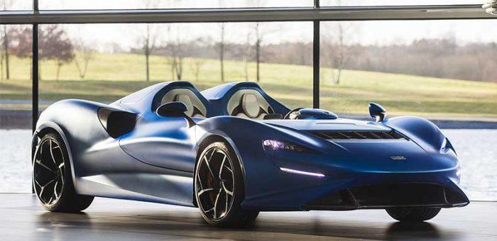 รีวิวรถหรู McLaren Elva