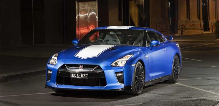 รีวิวรถหรู Nissan GT-R 50th Anniversary Edition