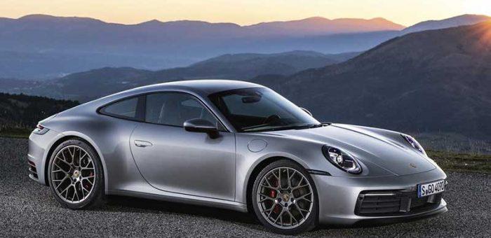 รถซุปเปอร์คาร์ราคาถูก Porsche 911 Carrera รีวิว